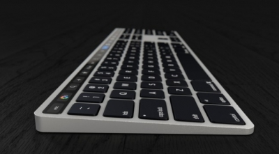 Estaba cantado: ya circulan conceptos de un Magic Keyboard con Touch Bar integrada